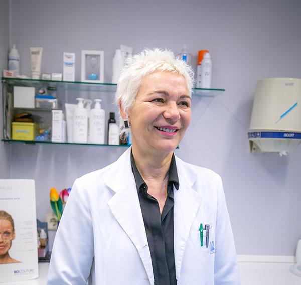 Dra. Olga Zabala Pérez de Lazarraga